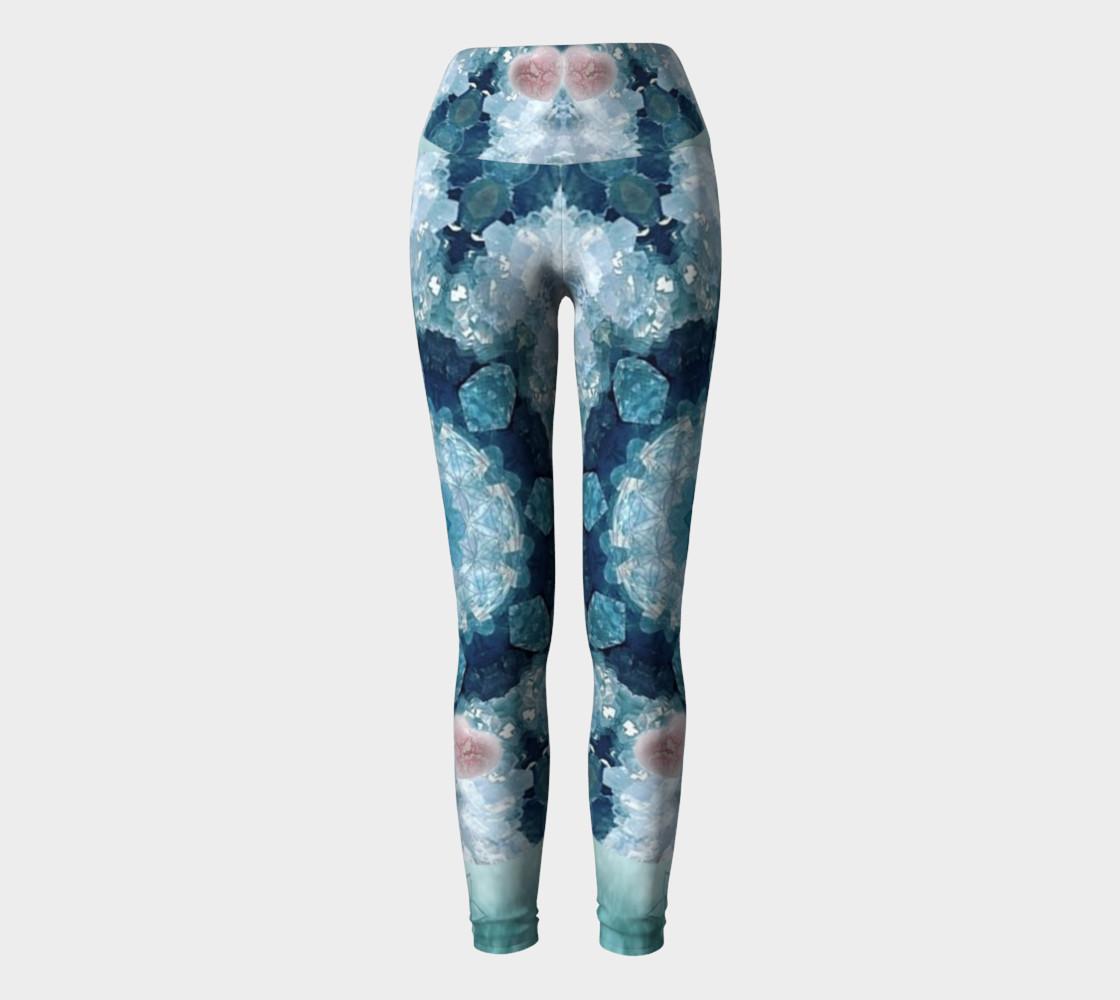 Eloquence Yoga Leggings preview #2