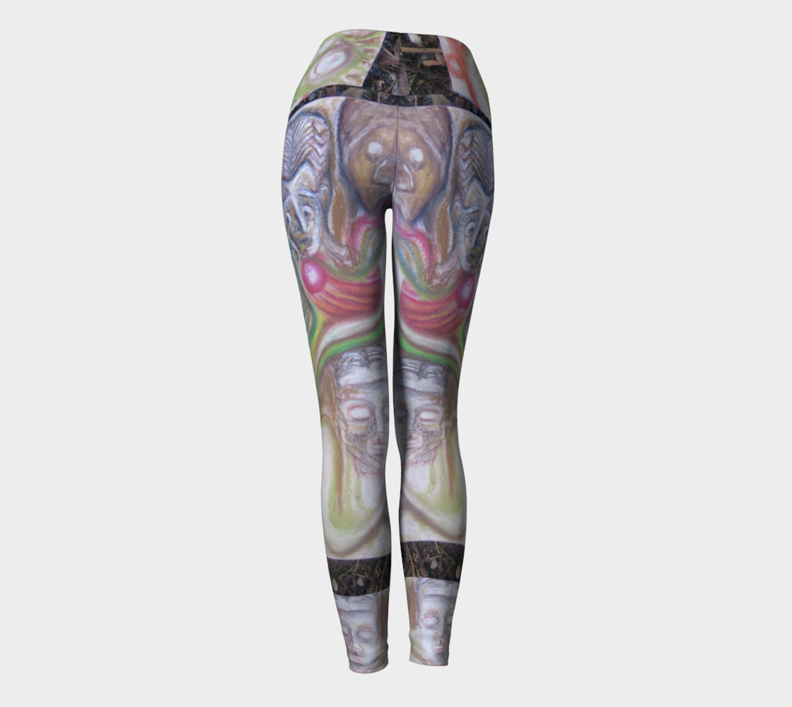 Aperçu de Goddess Mask Sivasana pants #4
