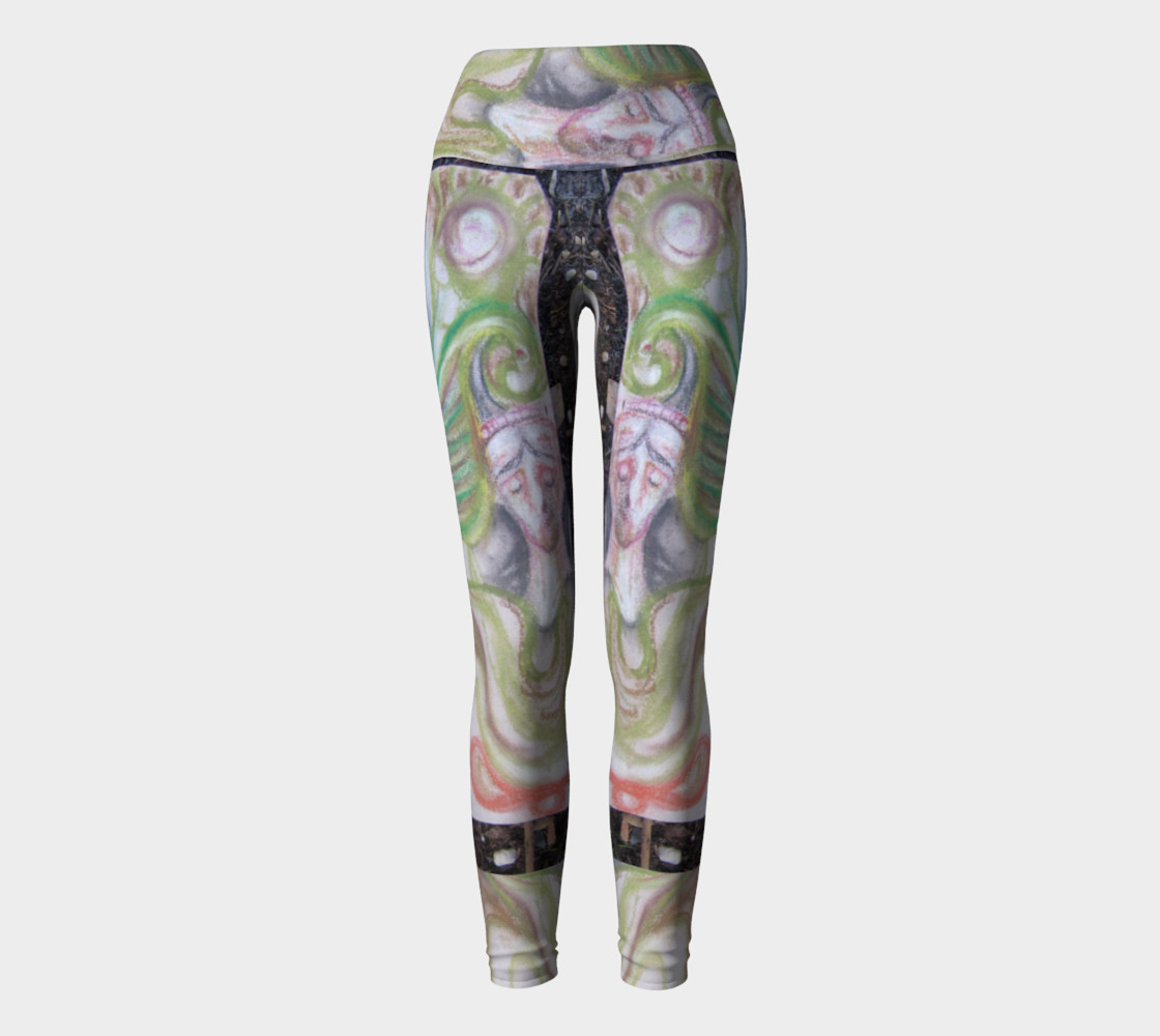 Goddess Mask Sivasana pants preview #2