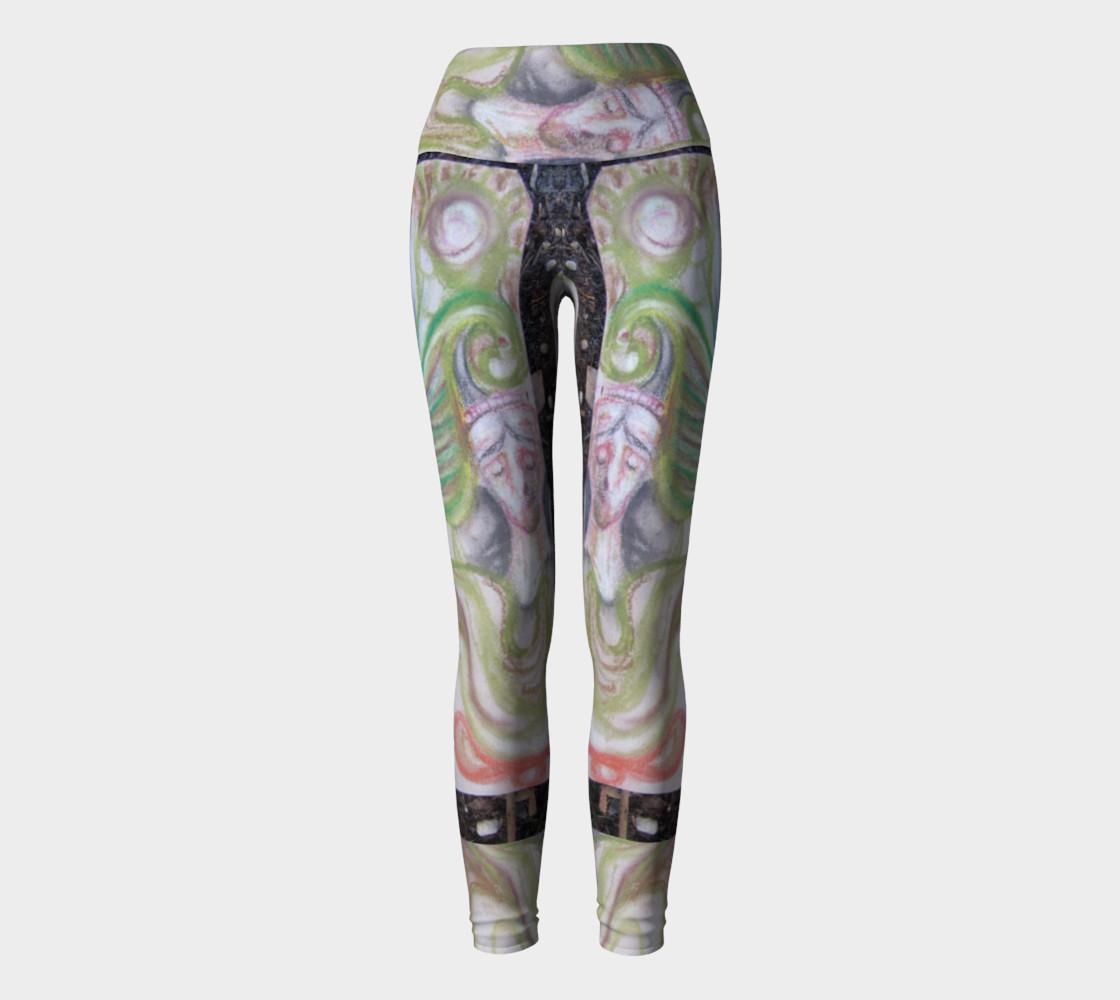 Aperçu de Goddess Mask Sivasana pants #2