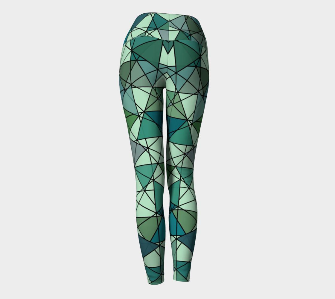bojen yoga leggings preview #4