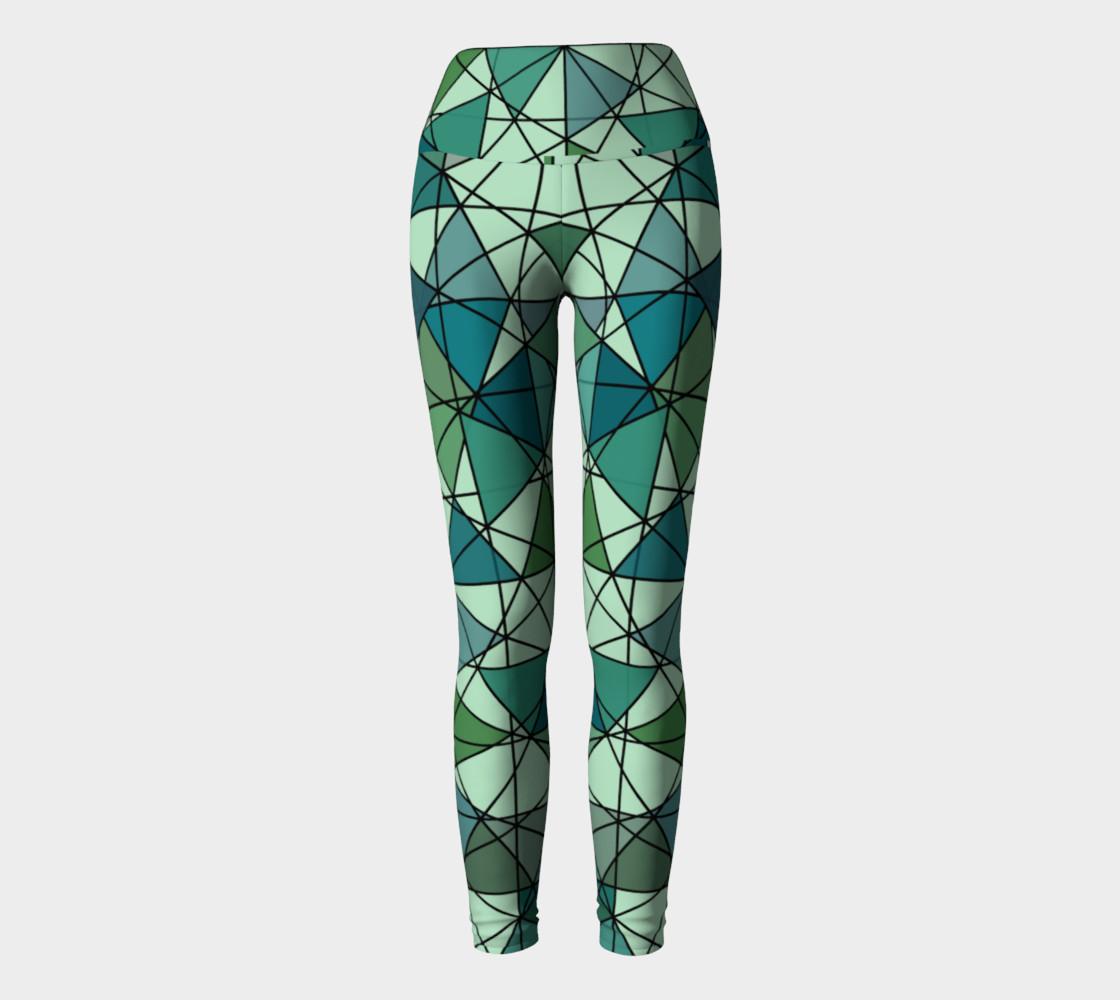 bojen yoga leggings preview #2