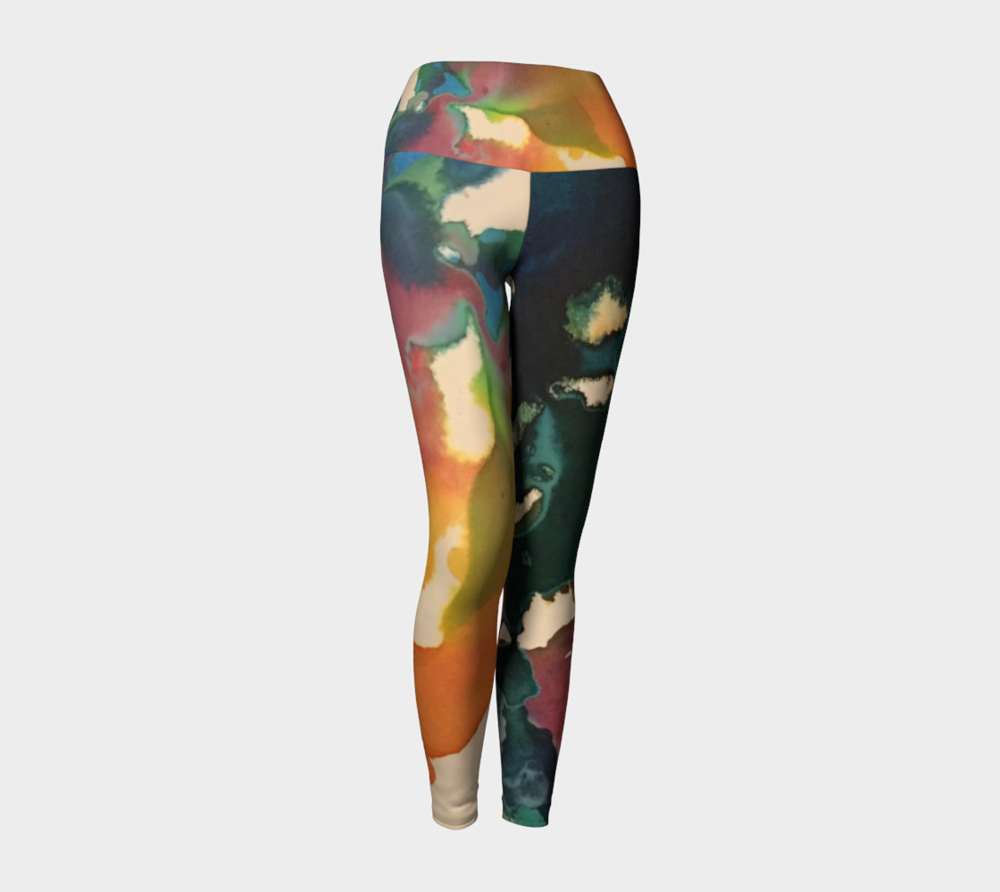 Orb yoga leggings preview #1