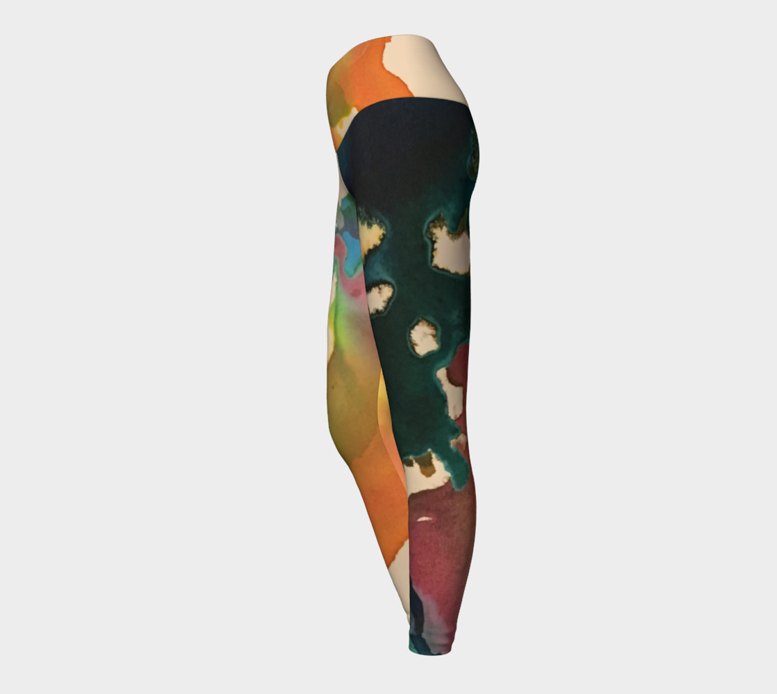 Orb yoga leggings preview #3