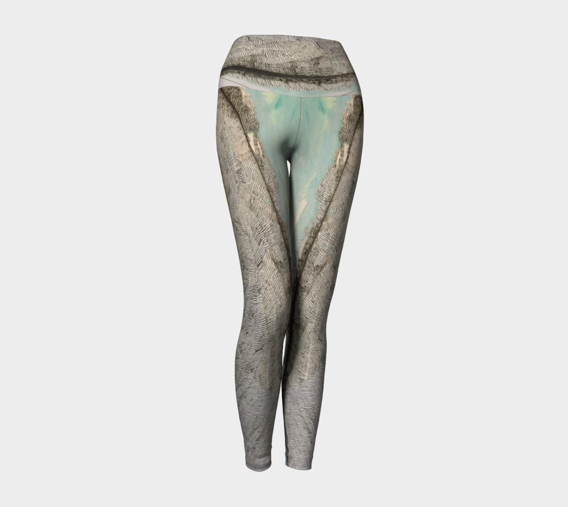ocean flow yoga pants preview #1
