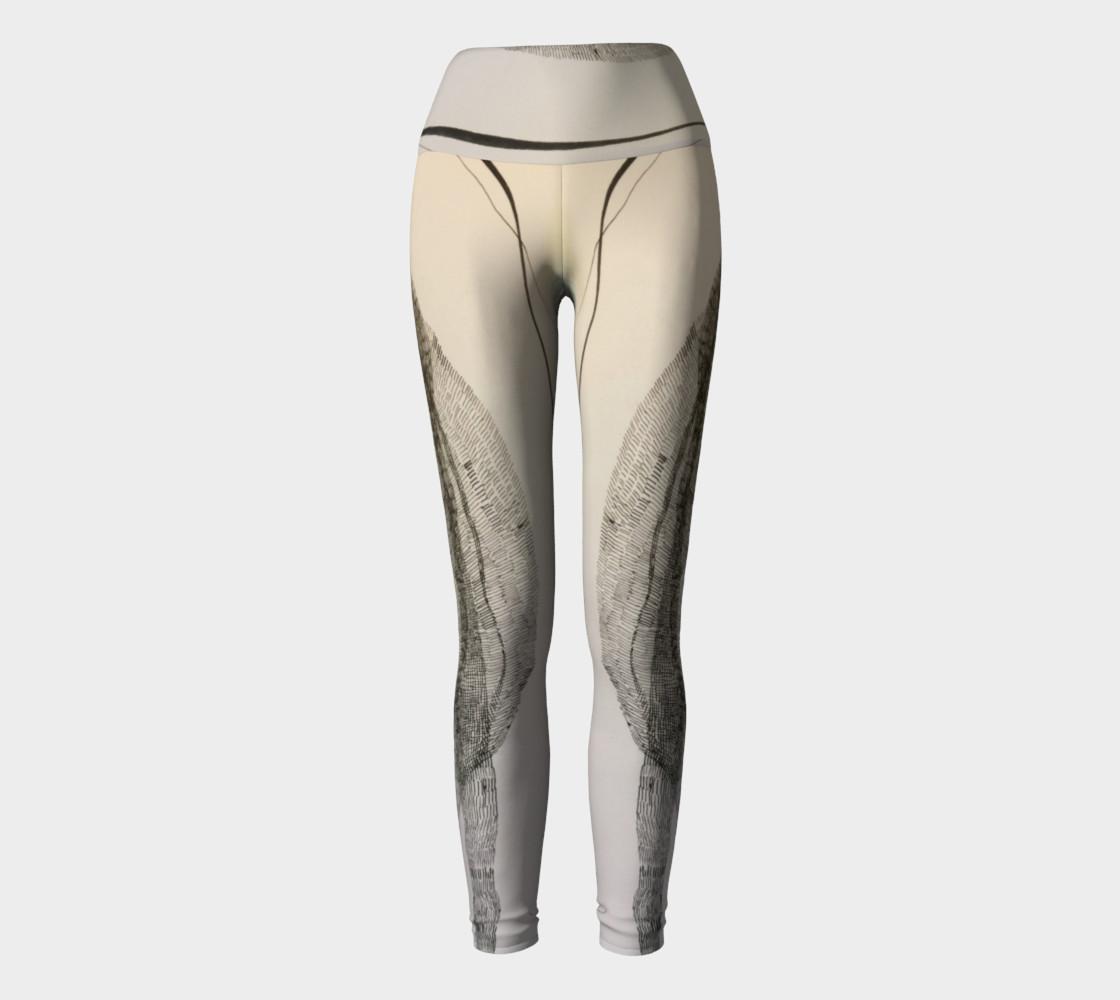 Aperçu de ocean flow yoga pants #2