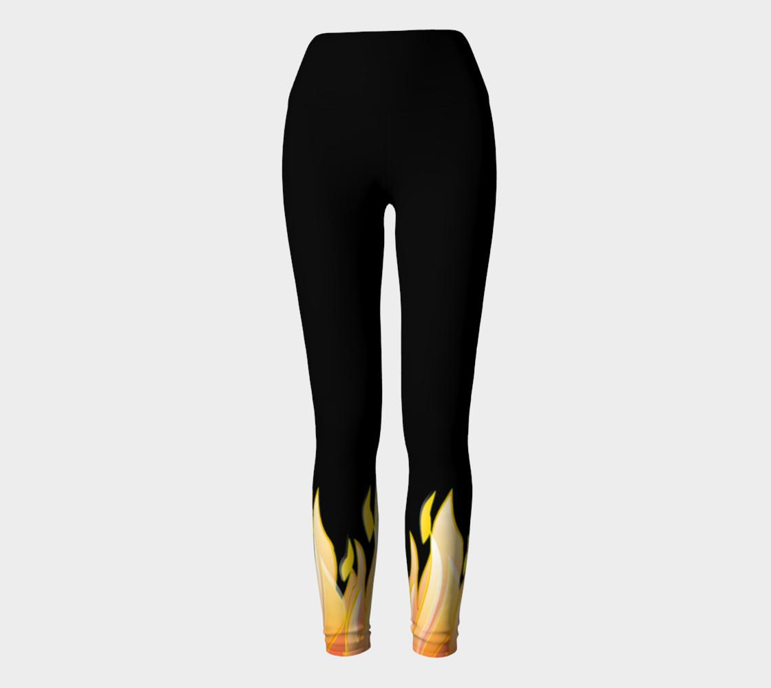 Hot Yoga Pants preview #2