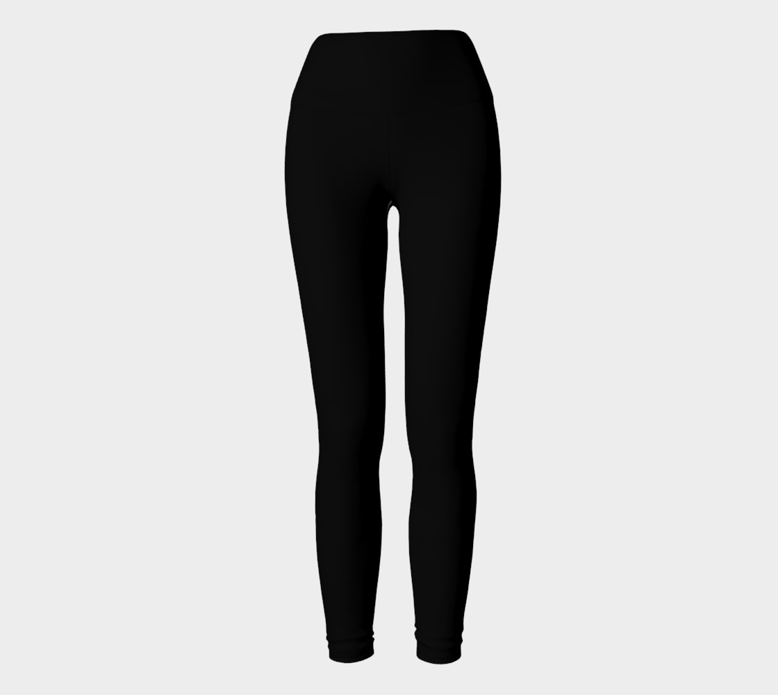 Midnight Yoga Leggings preview #2