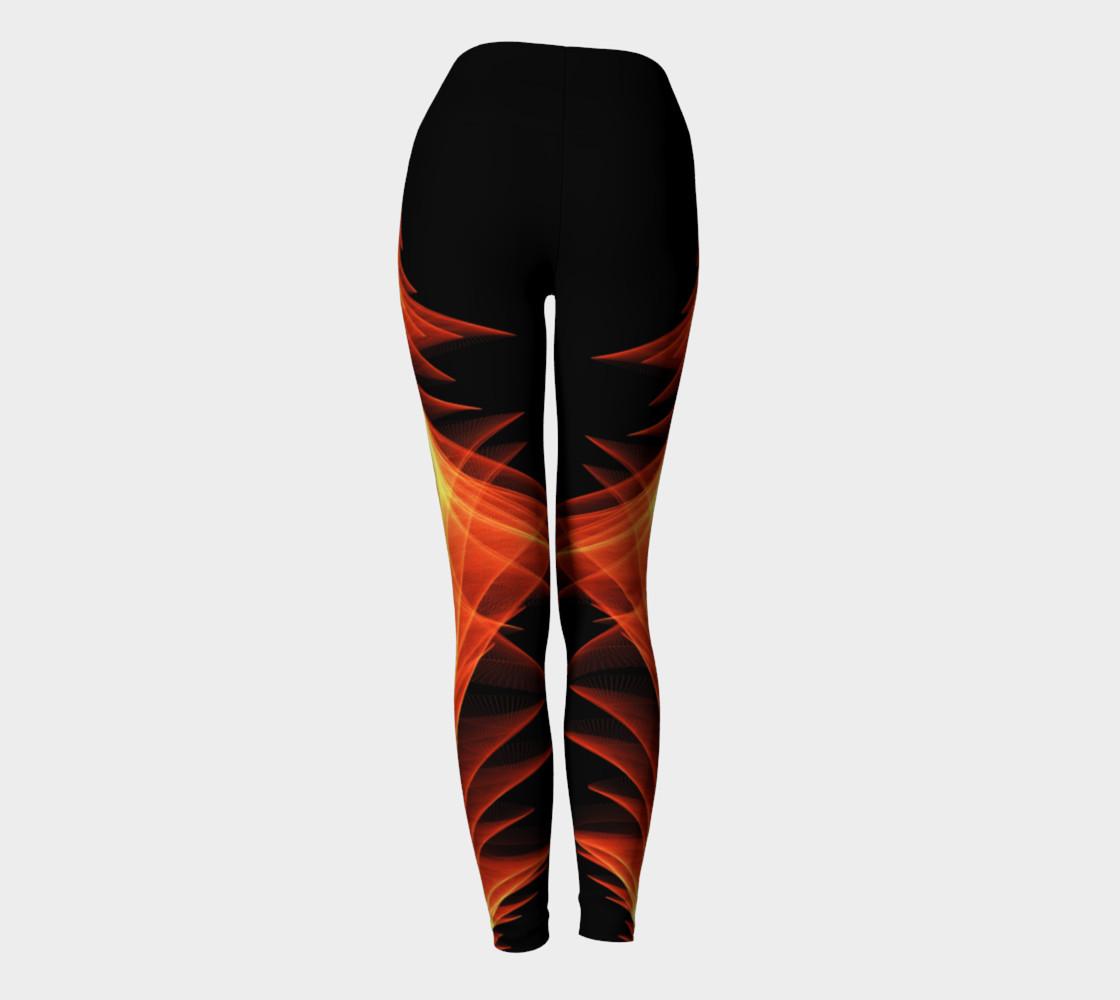 Phoenix Rising Leggings preview #4