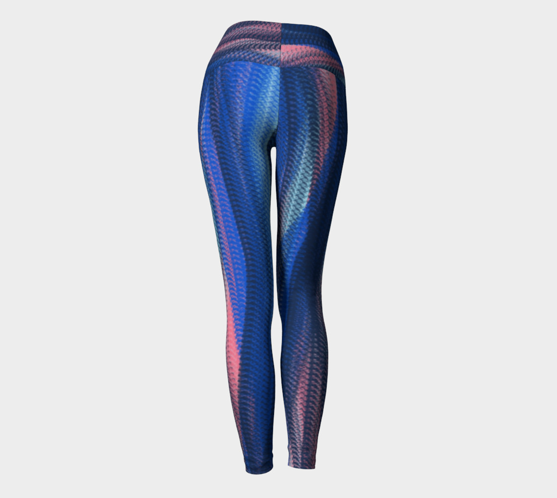 Aperçu de Mermaid Spirit  yoga leggings #4