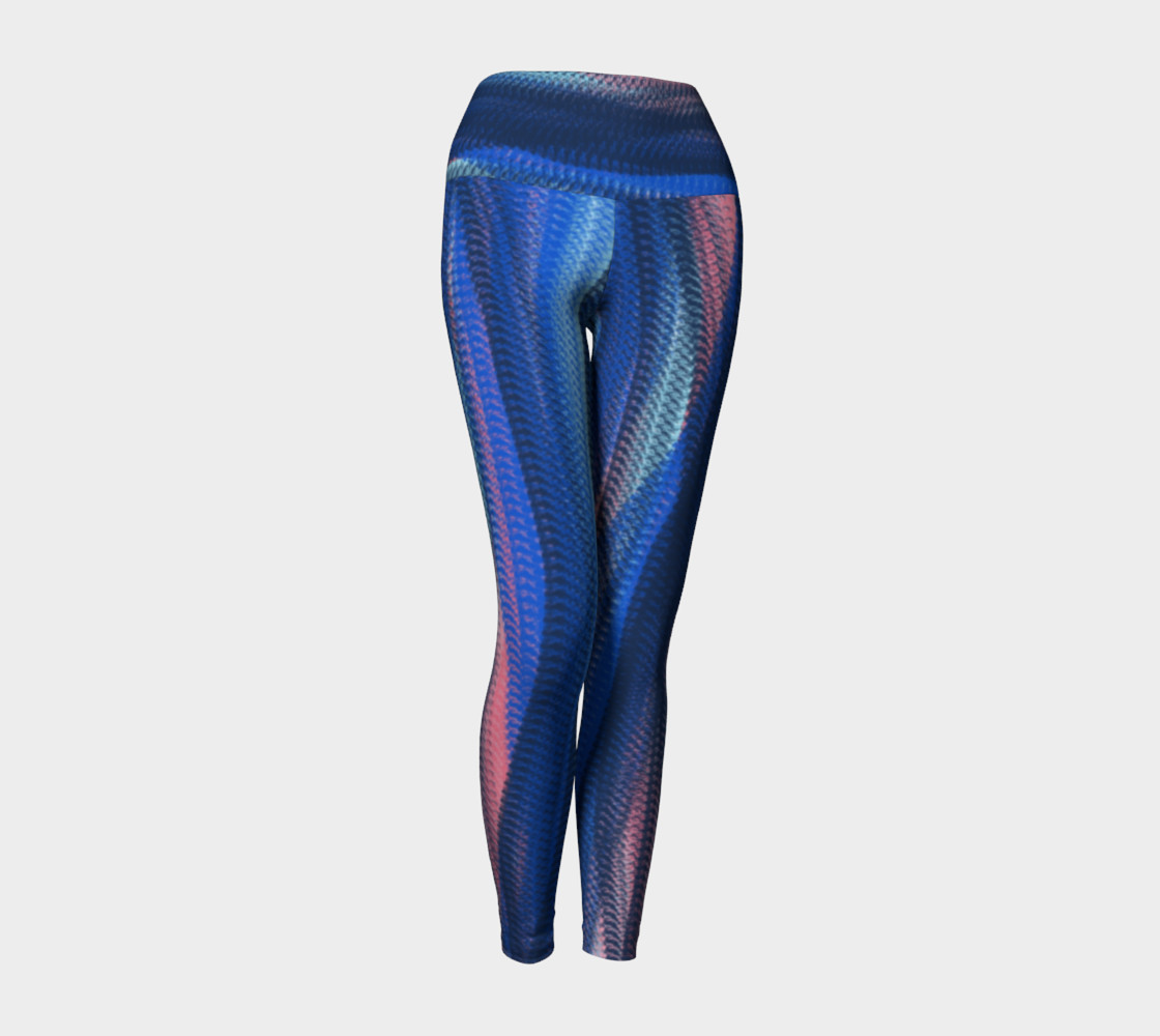 Aperçu de Mermaid Spirit  yoga leggings #1