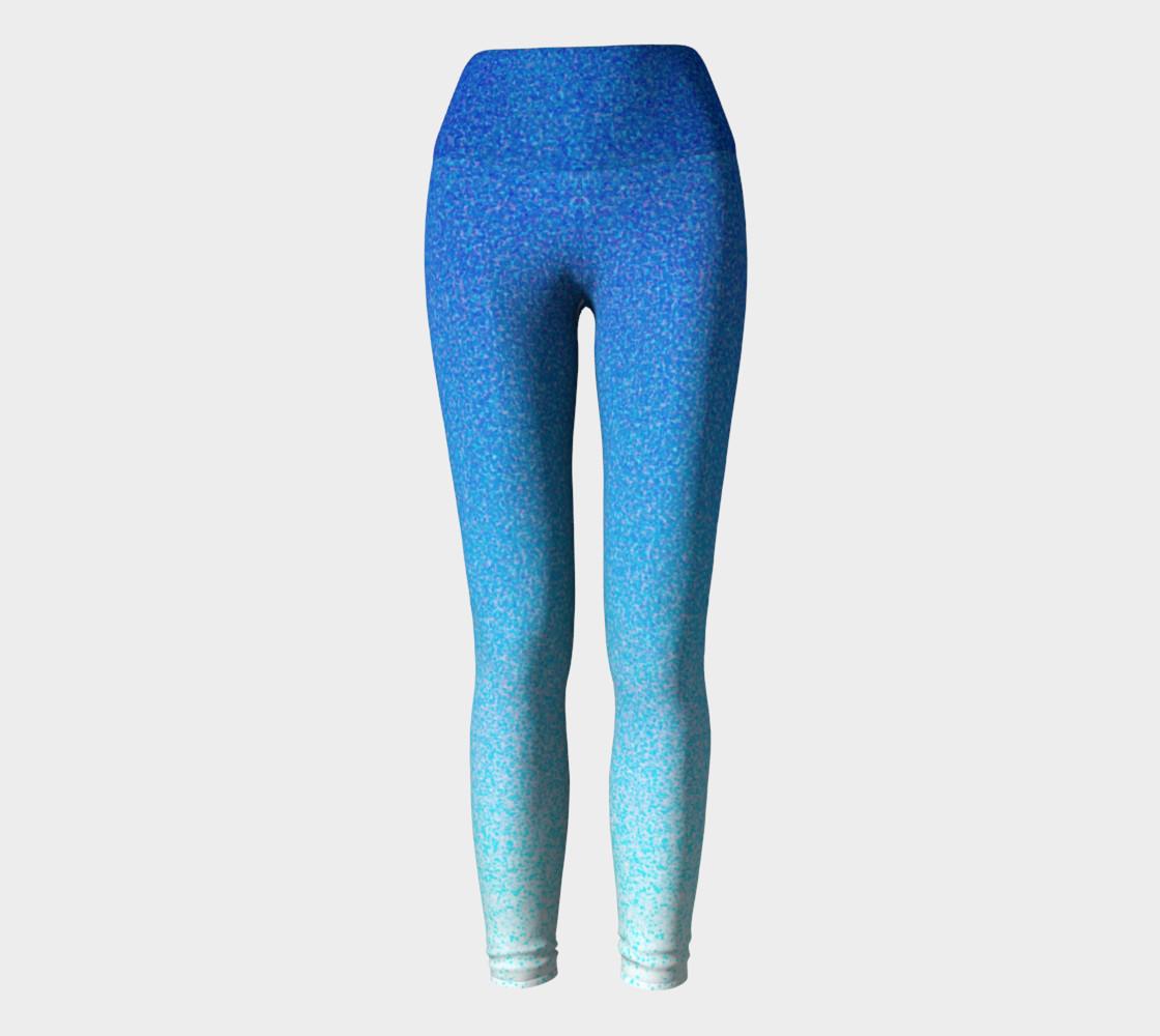 dewerstone - Climber Leggings Blue Fade preview #2