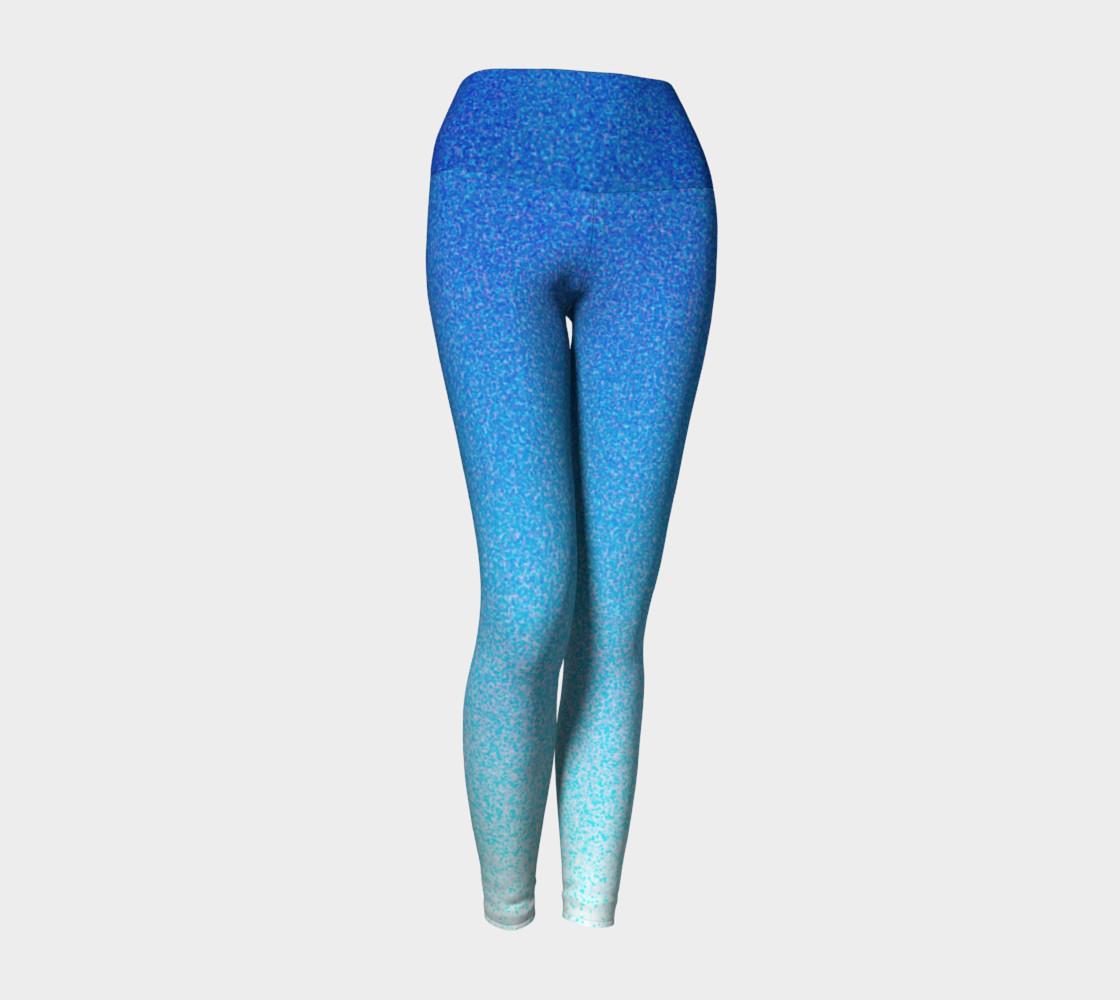 dewerstone - Climber Leggings Blue Fade preview #1