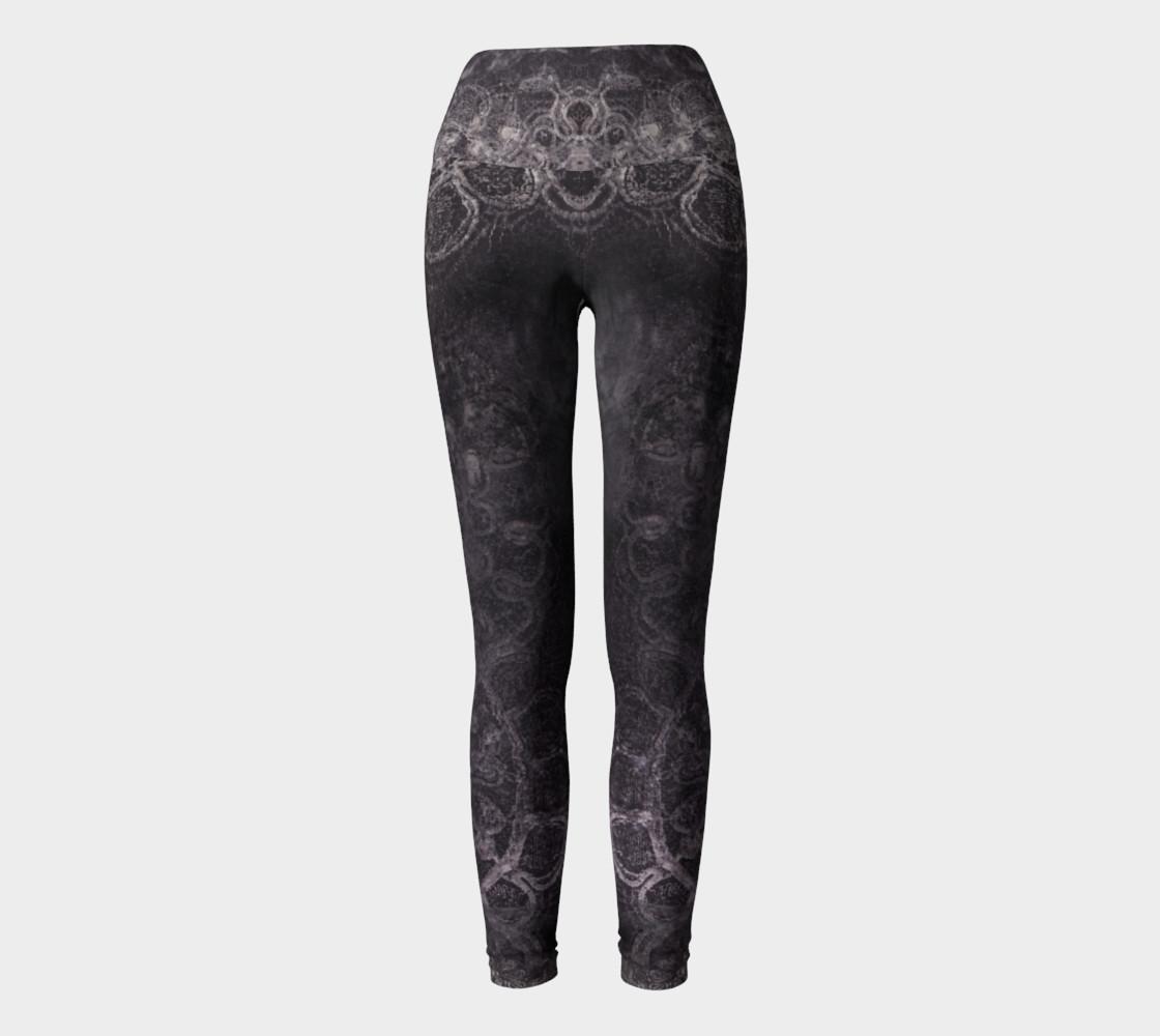 Dark Lace Leggings preview #2