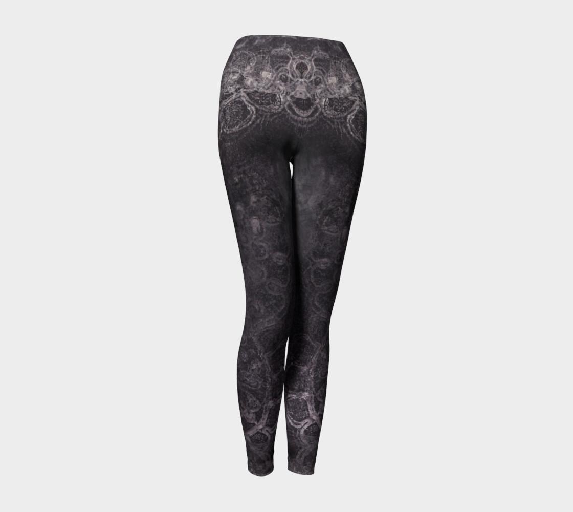 Dark Lace Leggings preview #1