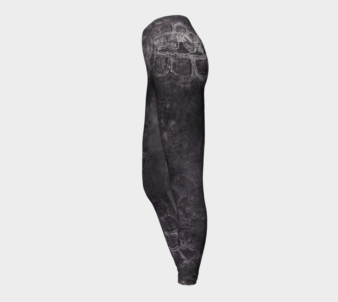 Dark Lace Leggings preview #3