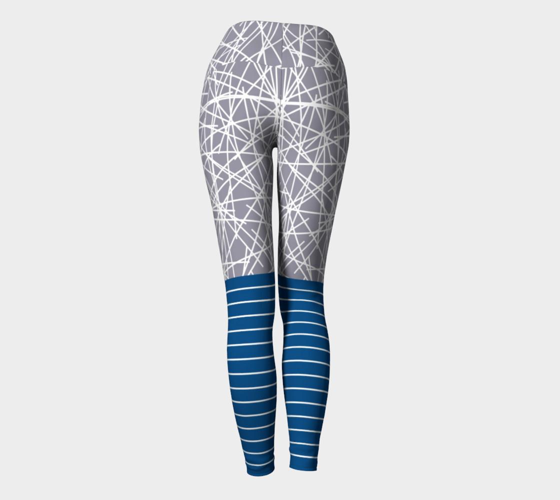 odvojen yoga leggings preview #4