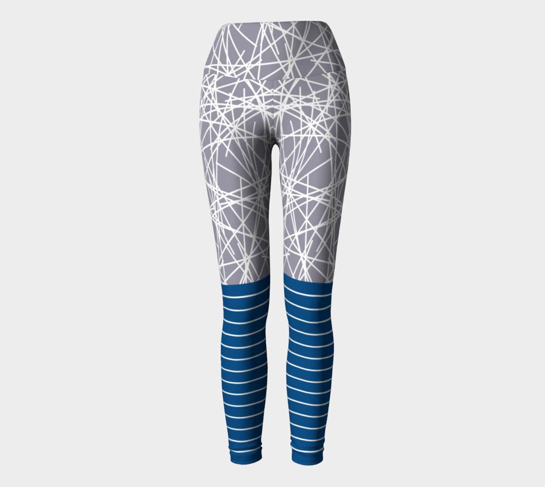 odvojen yoga leggings preview #2
