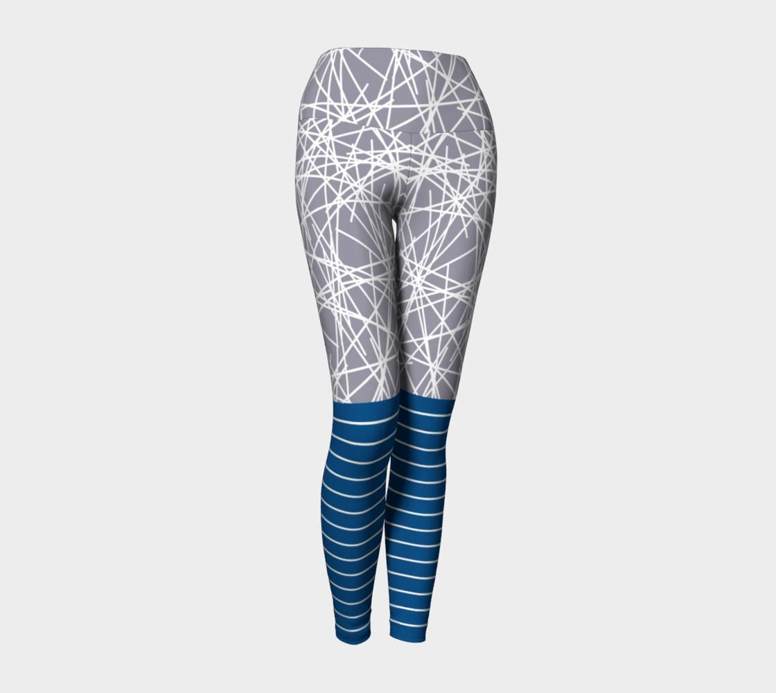 odvojen yoga leggings preview #1