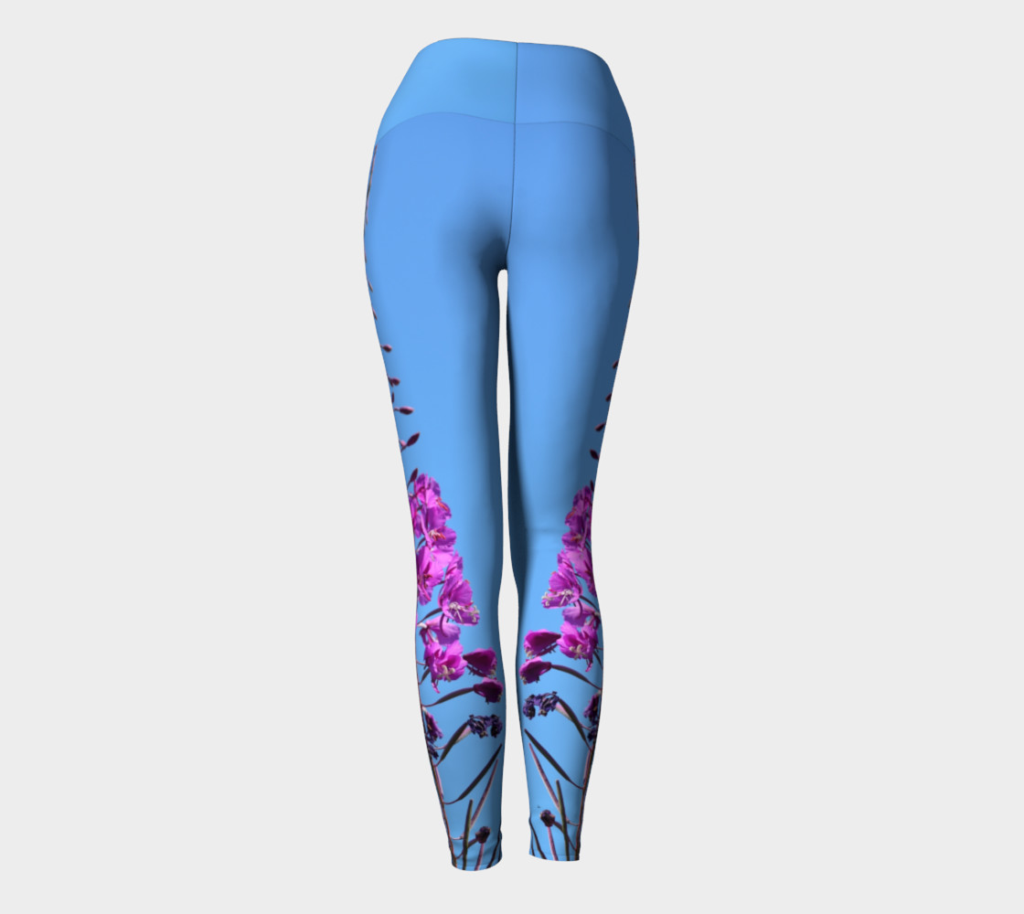 Fireweed Yoga (or Not) Leggings preview #4