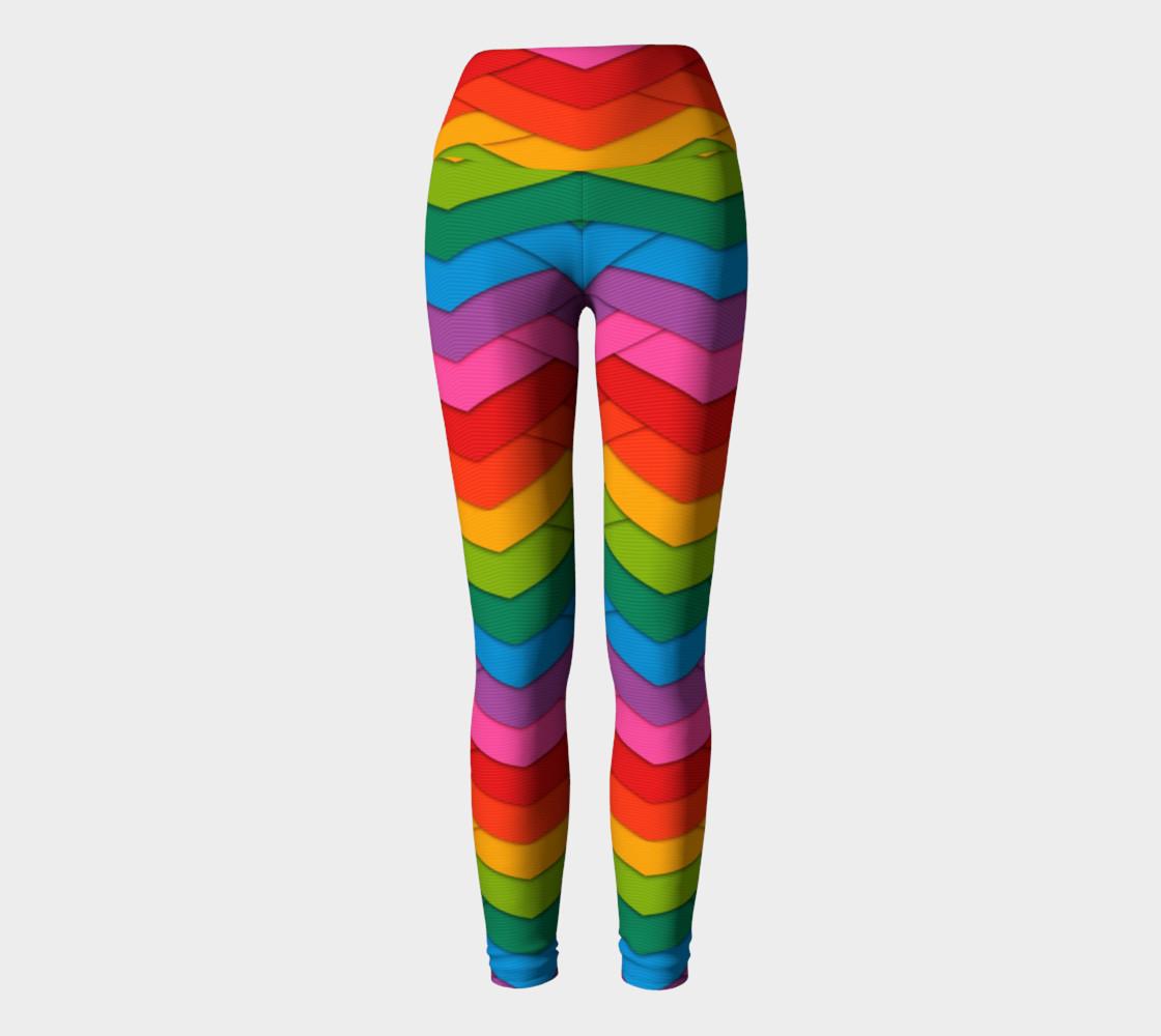 Aperçu de Woven Rainbow #2