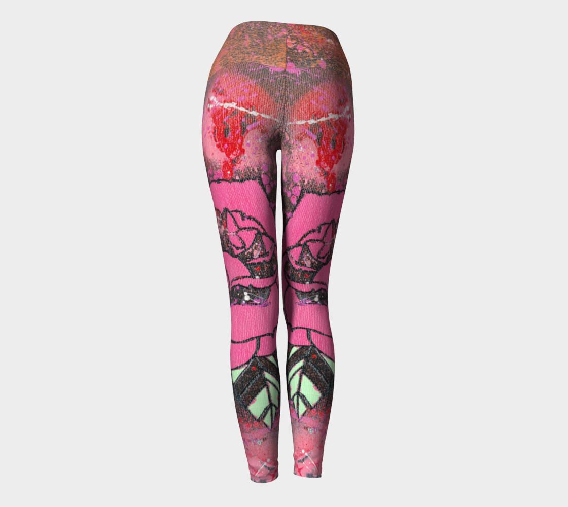 Rosa Yoga Leggings preview #4