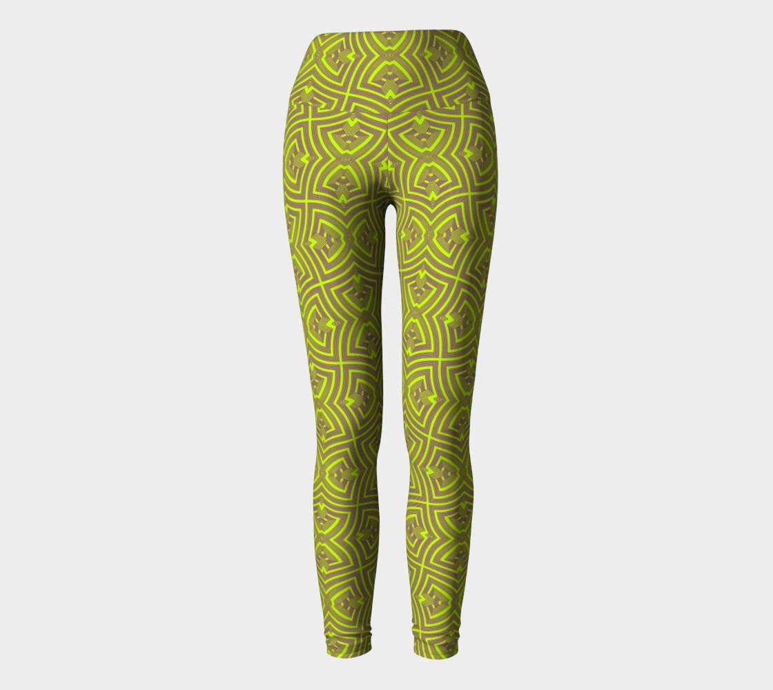 Aperçu de Green twisted pattern #2