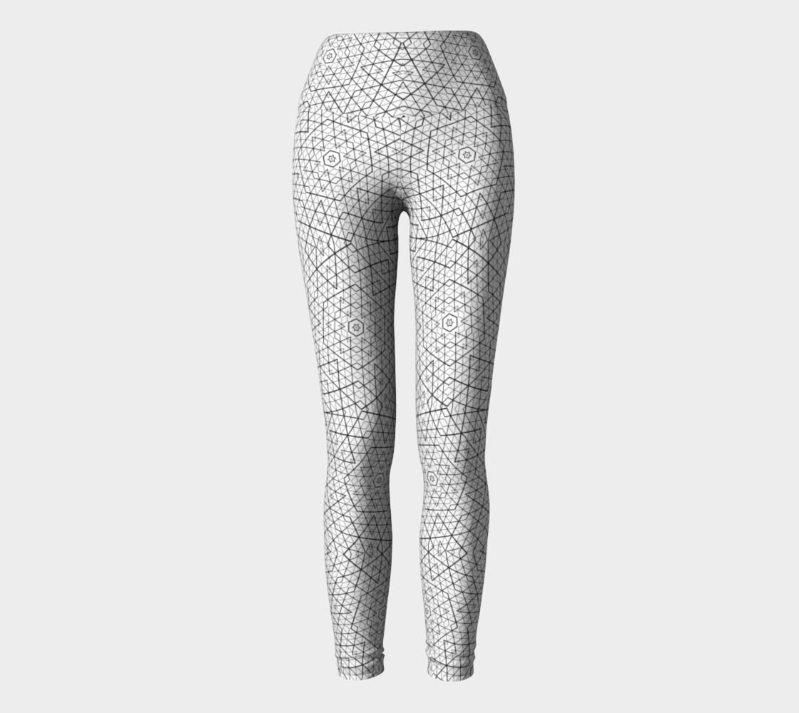 Aperçu de Geometric net pattern #2