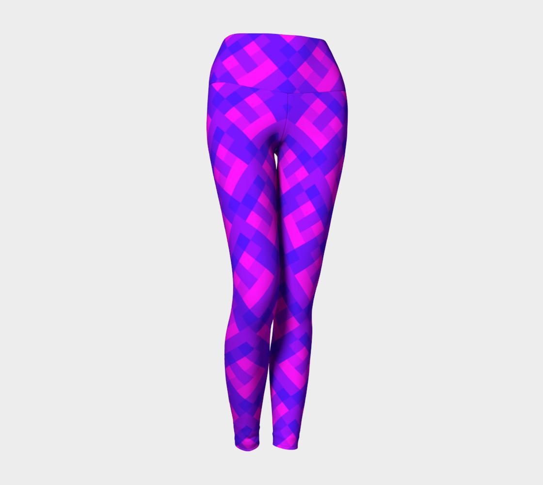 Aperçu de Violet pink pixels #1
