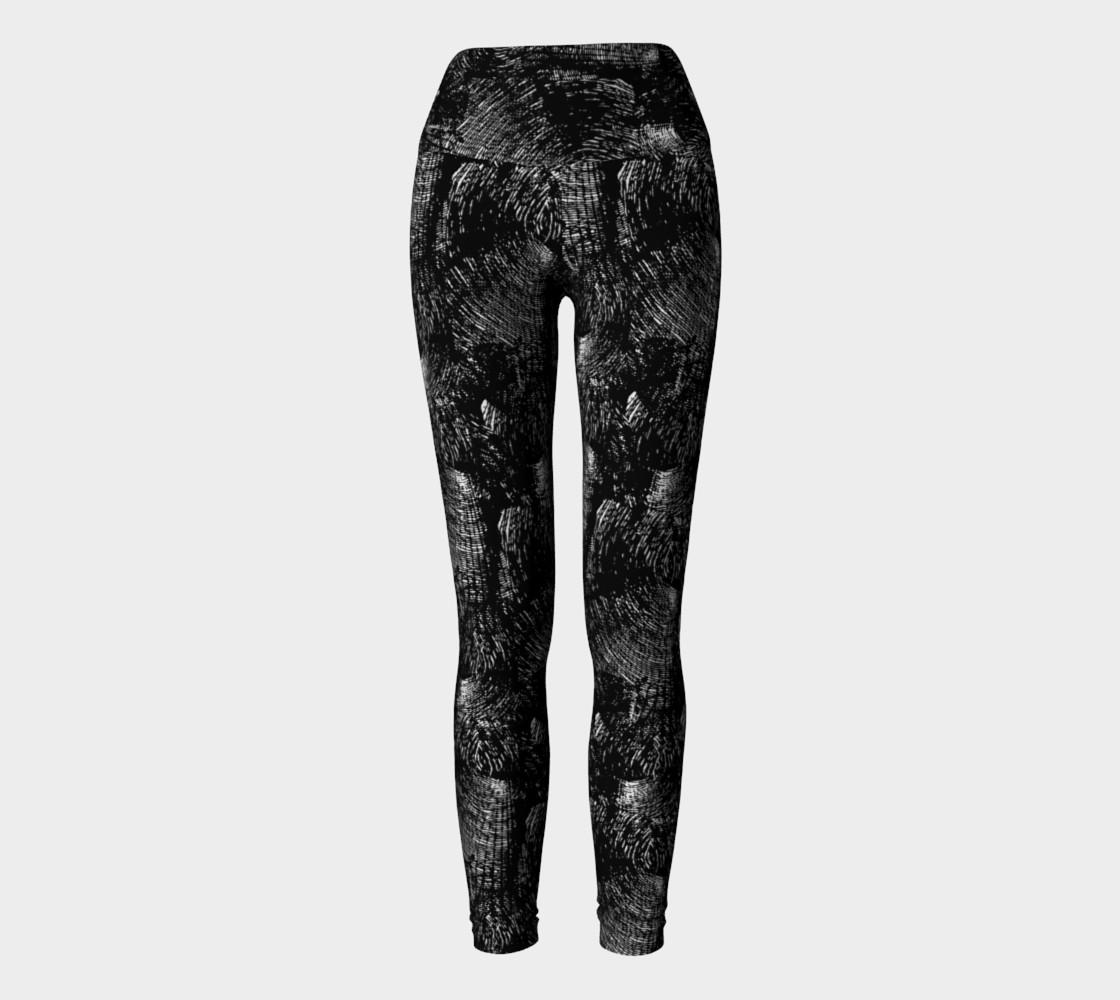 Black + White Glow Pant preview #2