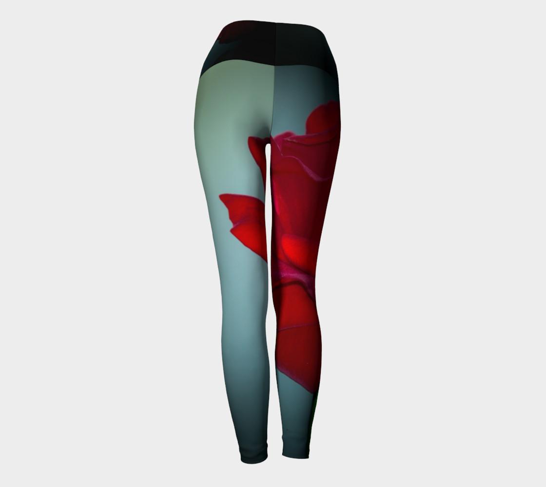 Urban Rose Leggings preview #4