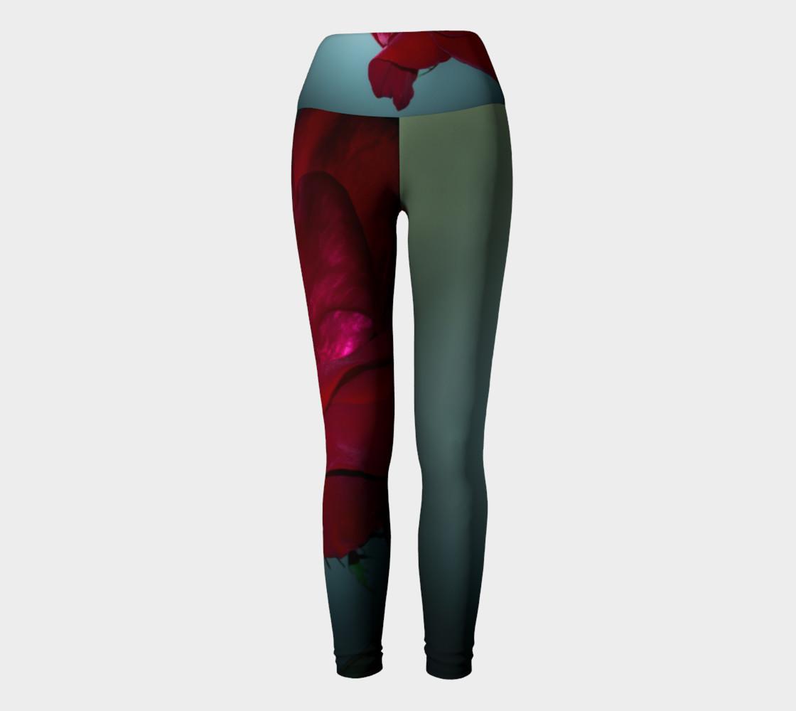 Urban Rose Leggings preview #2