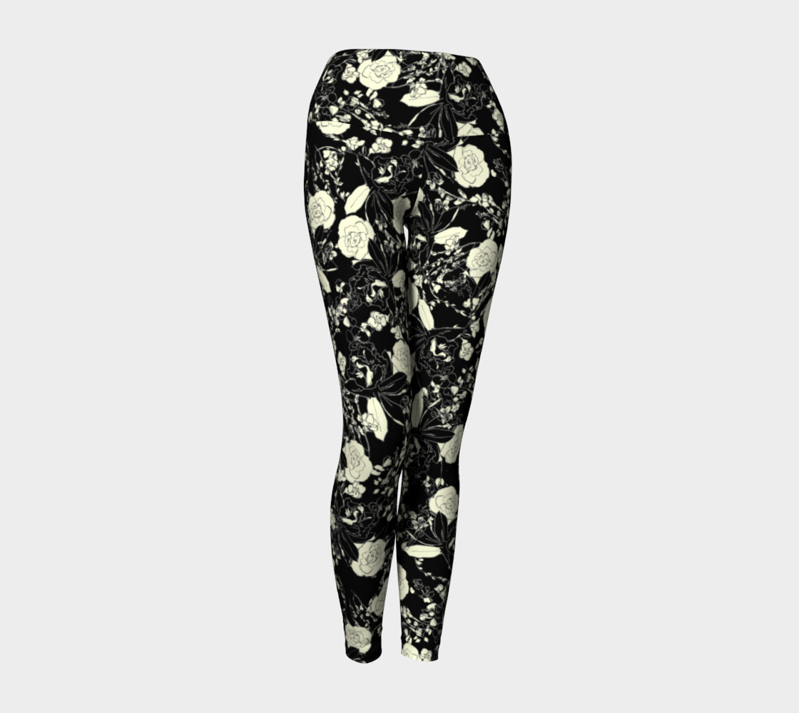 Floral Leggings preview #1