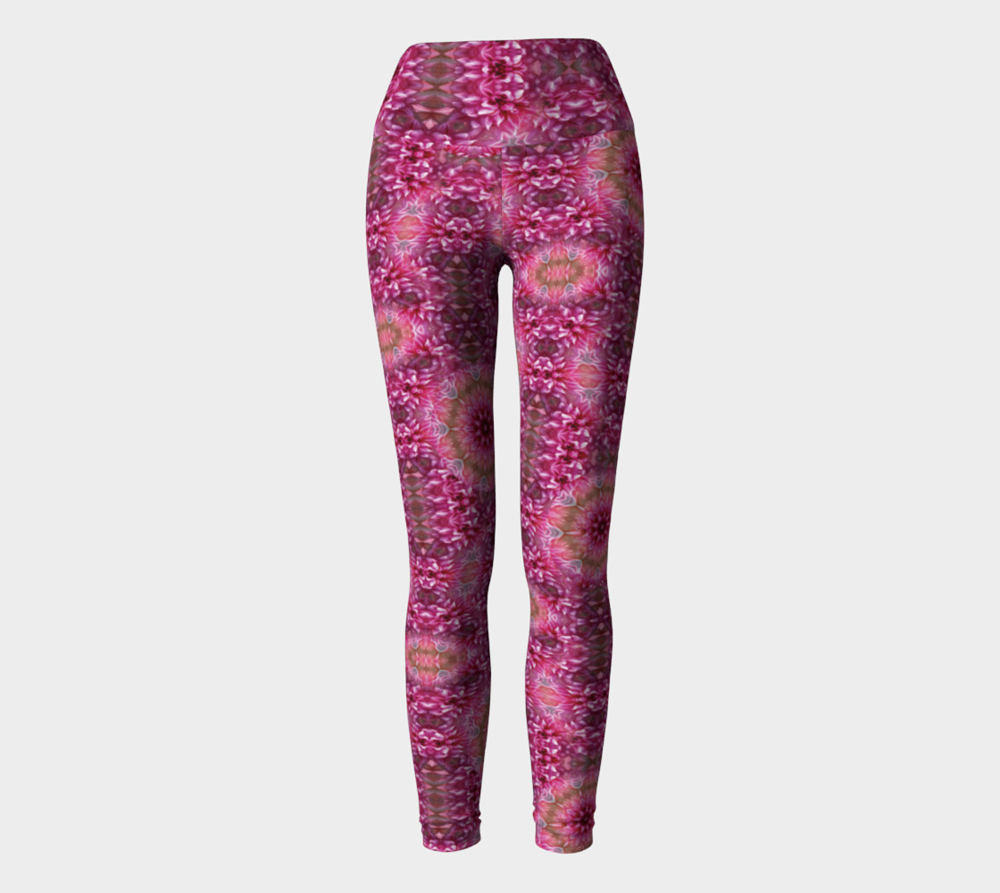 Aperçu de Hippie Flower leggings #2