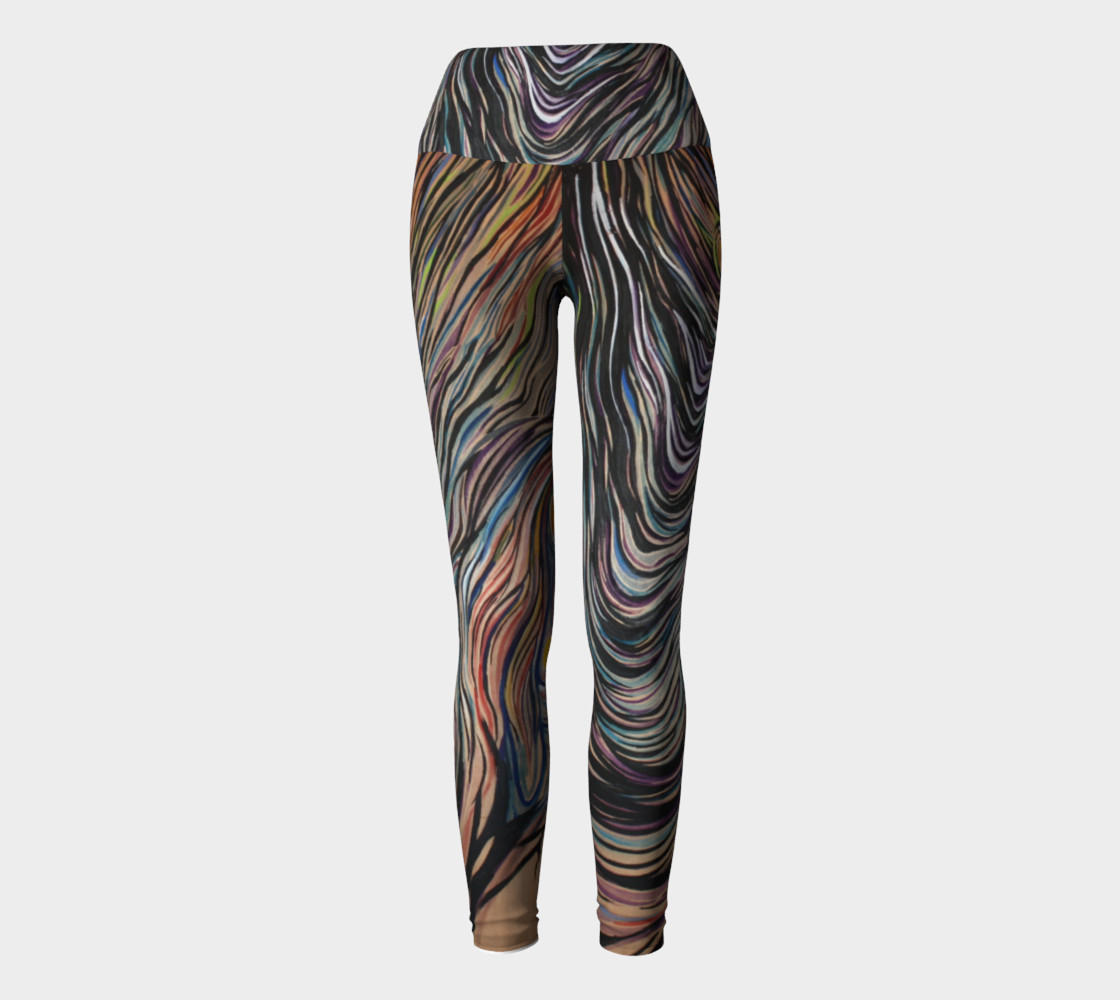 Night Sky Legging Miniature #3