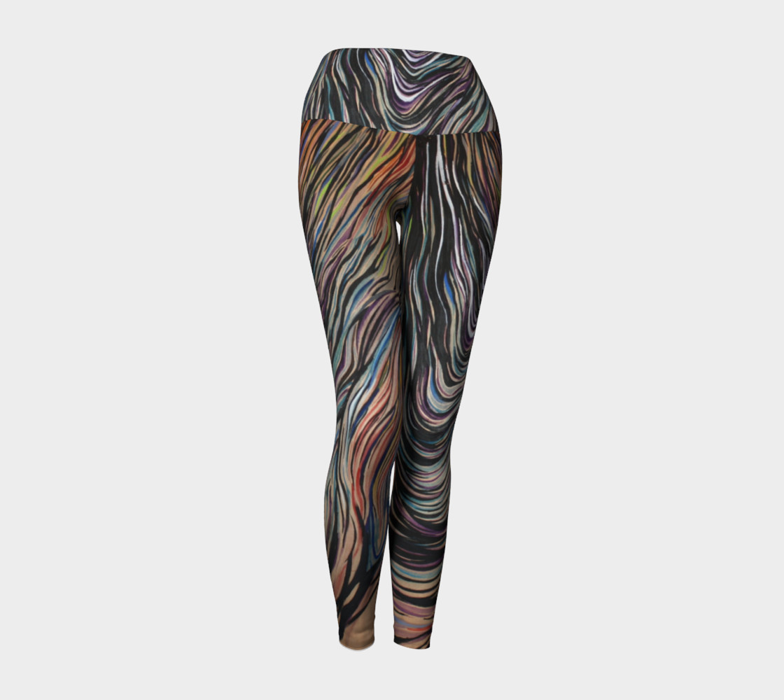 Aperçu 3D de Night Sky Legging