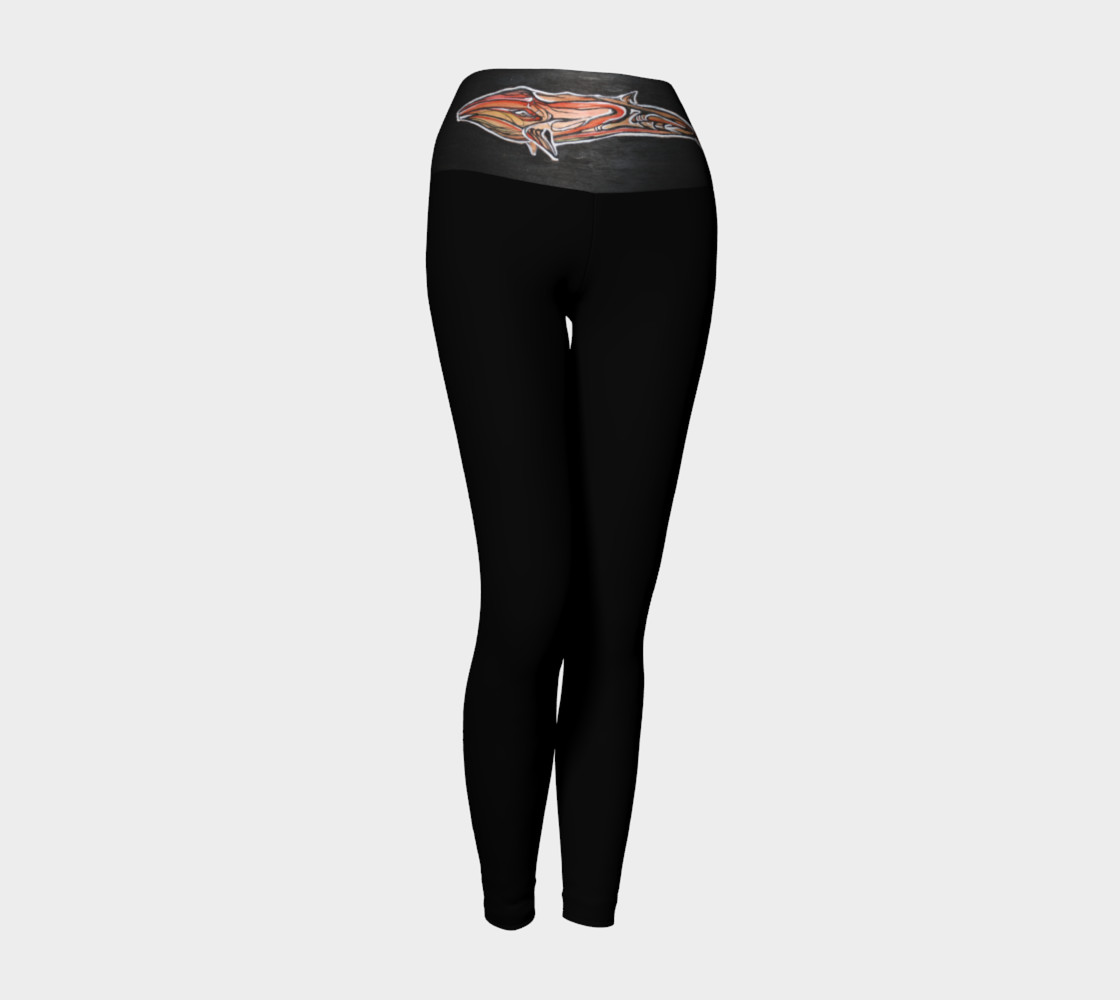 WhaleBelly Legging preview #1
