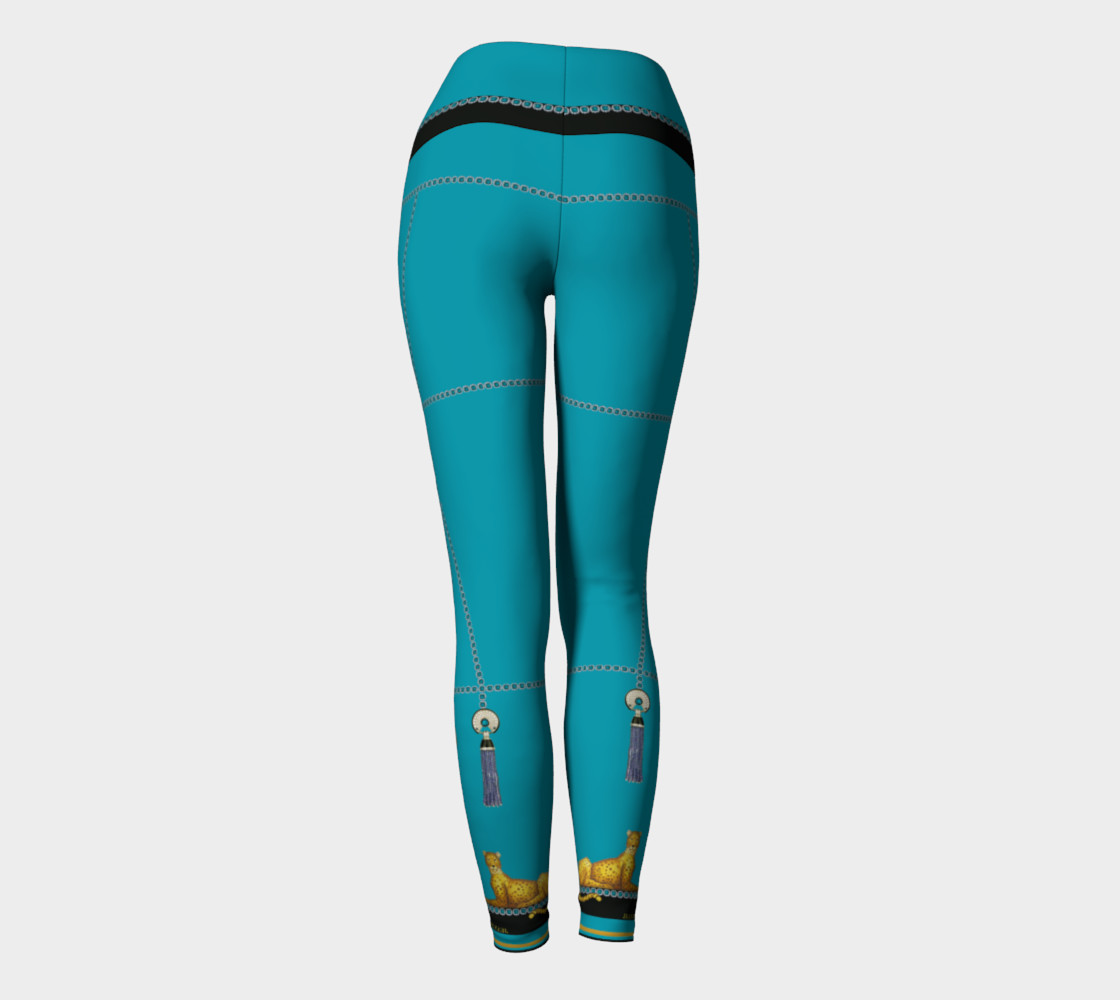 Panther leggings preview #4