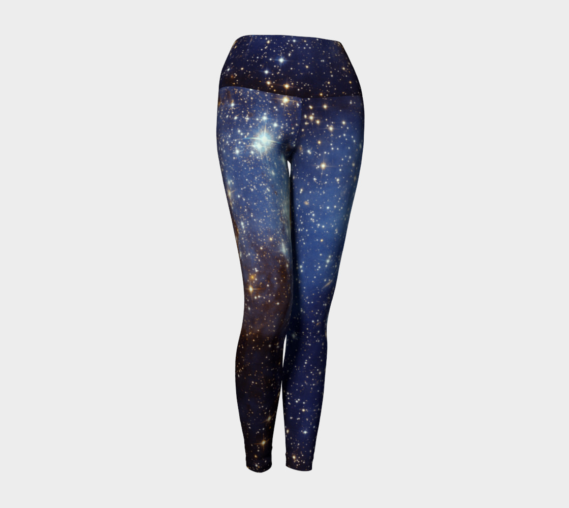 Interstellar Nebula Galaxy Stars preview #1