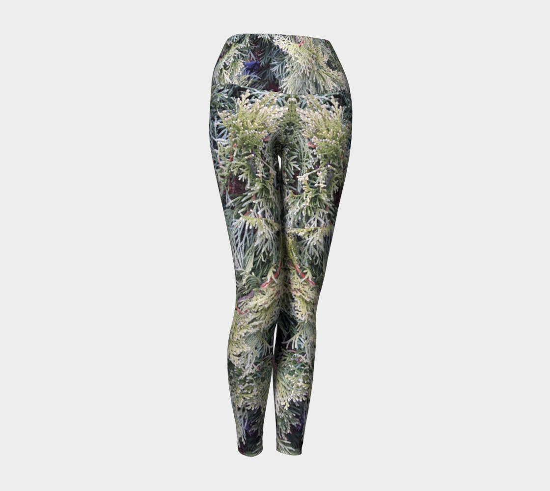 Spruce Caboose Yoga Pant preview #1