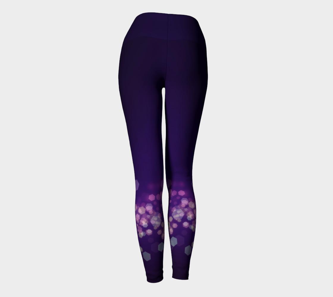 Purple Glitter preview #4