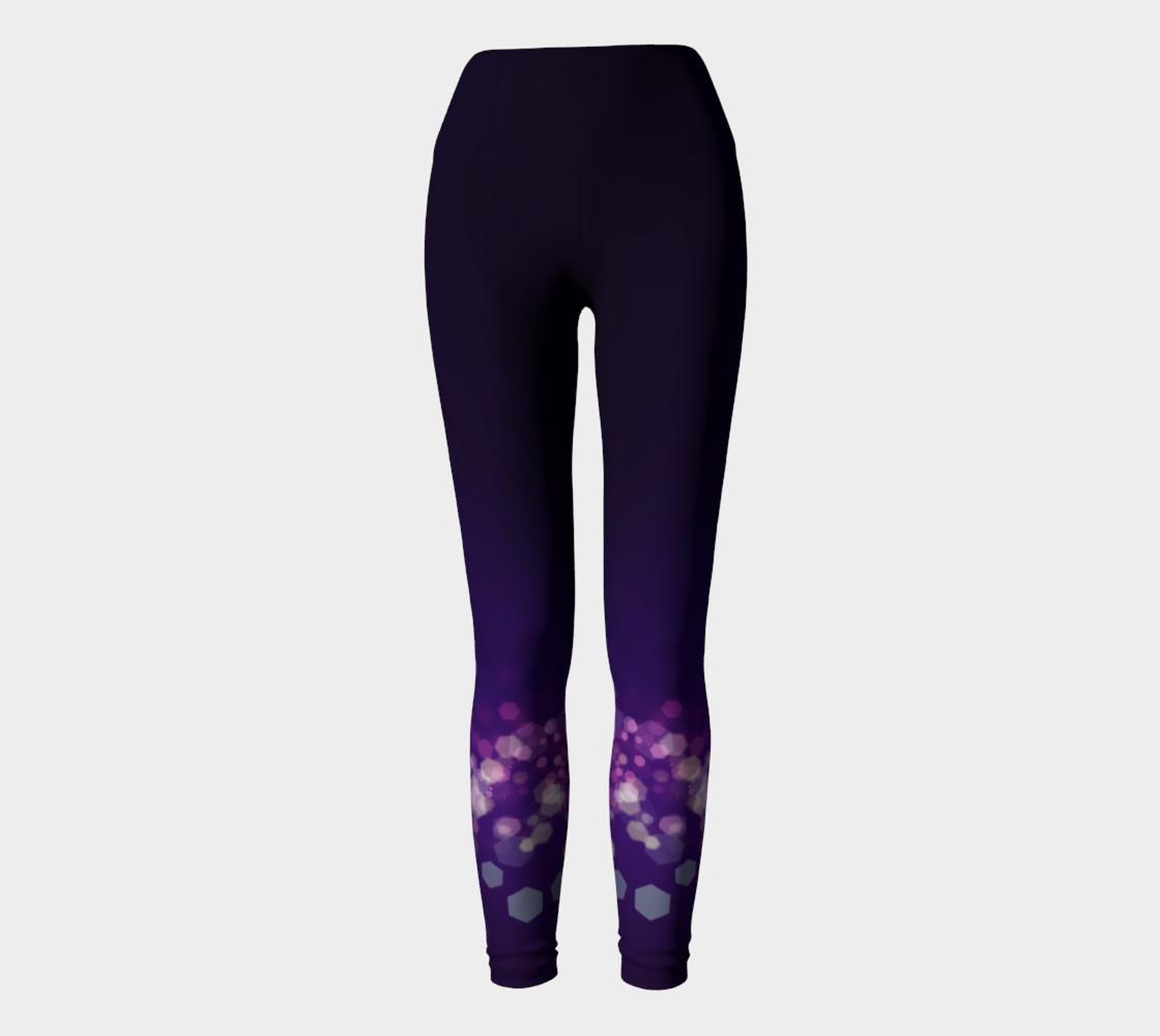 Purple Glitter preview #2