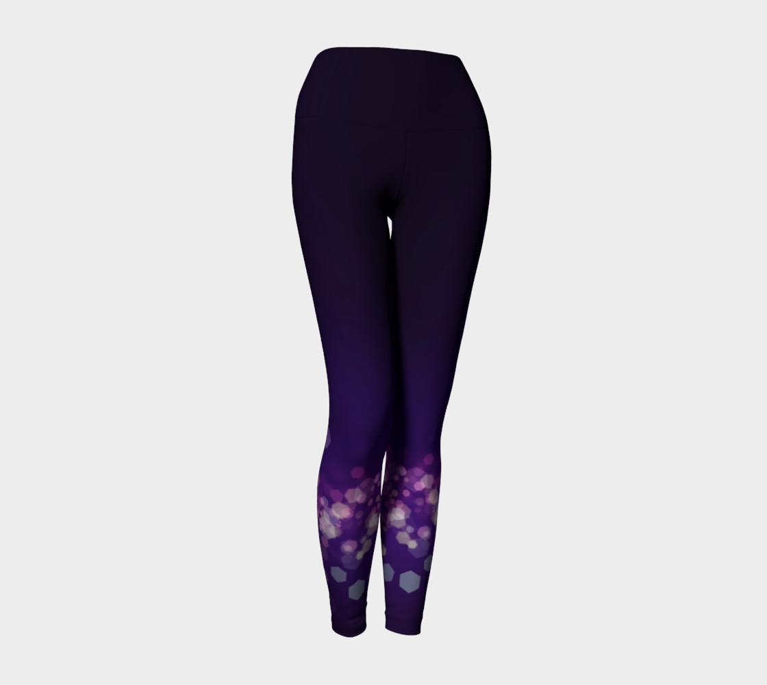 Purple Glitter preview #1
