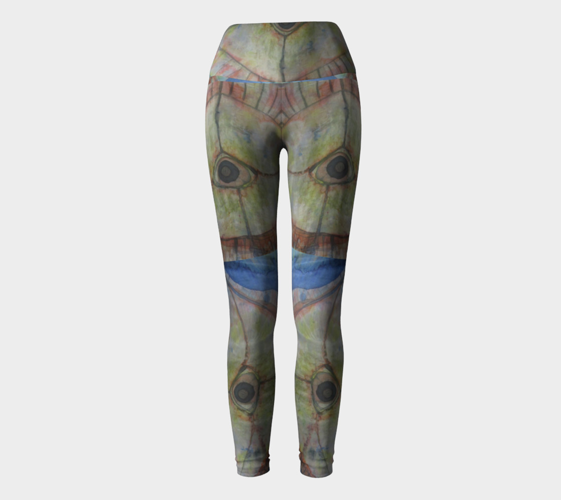 Aperçu de Eye Sea Yoga Leggings #2