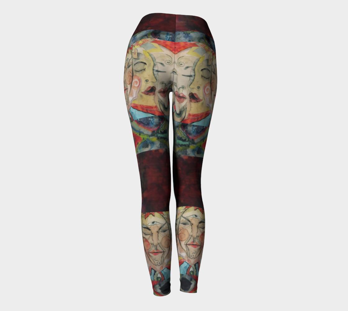 Brahma Yoga Pants preview #4