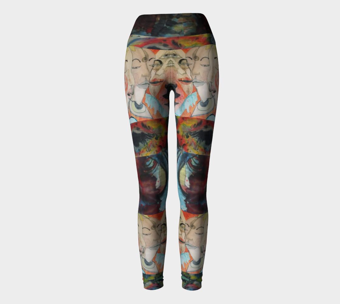 Brahma Yoga Pants preview #2