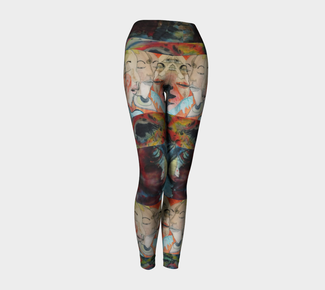 Brahma Yoga Pants preview #1