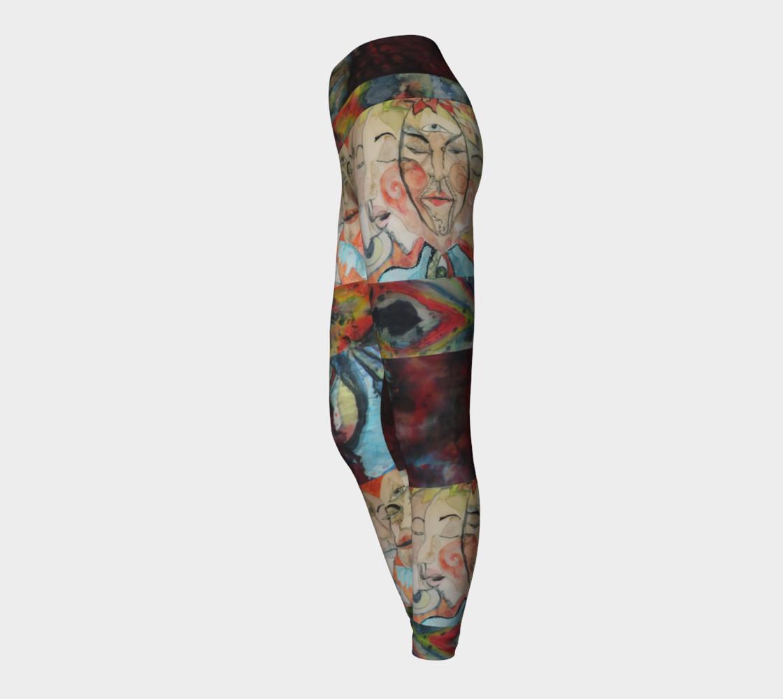 Brahma Yoga Pants preview #3