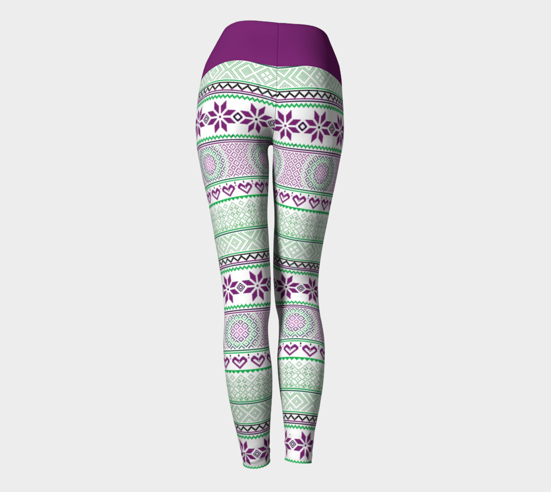 Mint Tribe Yoga Pants preview #4