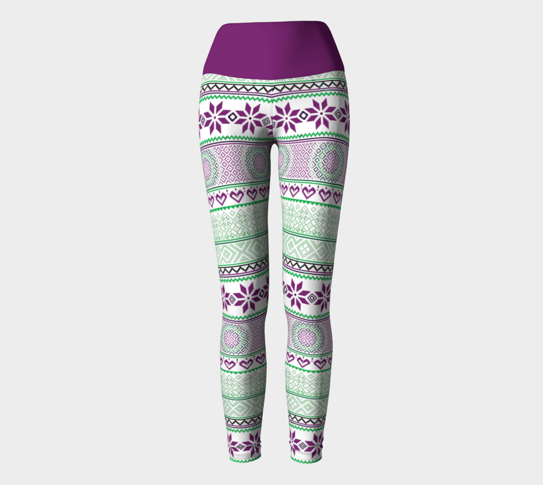 Mint Tribe Yoga Pants preview #2